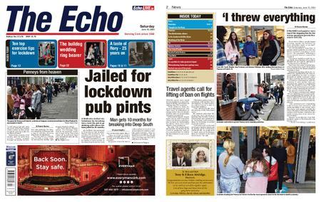 Evening Echo – June 13, 2020