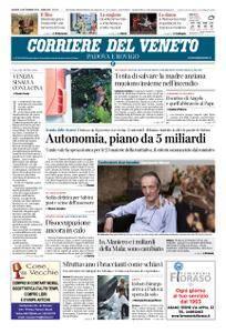 Corriere del Veneto Padova e Rovigo – 13 settembre 2018