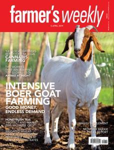 Farmer's Weekly - 05 April 2019