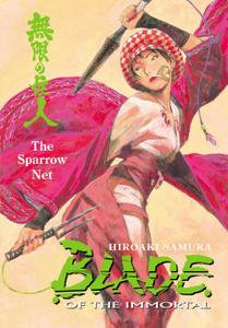 Blade of the Immortal v18-The Sparrow Net 2008 Digital danke