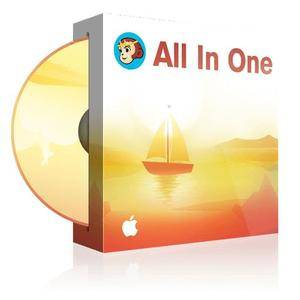 DVDFab All-In-one 11.0.3.9 Multilingual macOS