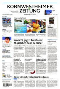 Kornwestheimer Zeitung - 21. Juli 2018