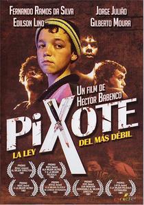 Pixote (1981) Pixote: A Lei do Mais Fraco