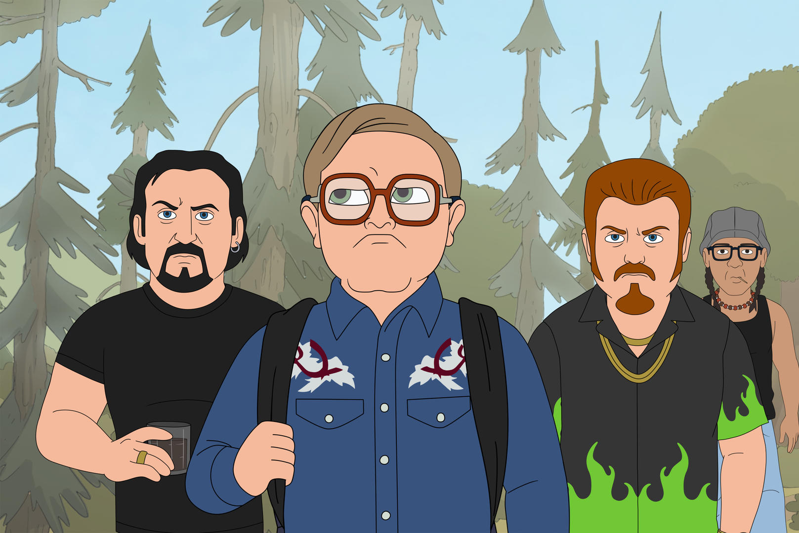 Trailer Park Boys: The Animated Series (2019)
