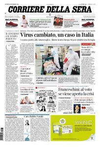Corriere della Sera – 21 dicembre 2020