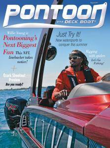 Pontoon & Deck Boat Magazine - August 2017