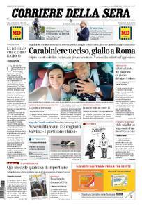 Corriere della Sera – 27 luglio 2019
