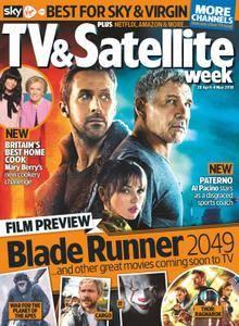 TV & Satellite Week - 28 April 2018