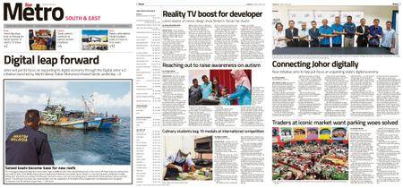 The Star Malaysia - Metro South & East – 03 April 2018