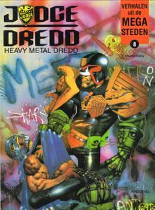 Verhalen Uit De Mega-Steden - 08 - Heavy Metal Dredd