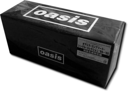Oasis - Complete Singles Collection '94-'05 (2006) 25CD Japanese Limited Edition Box Set [Re-Up]