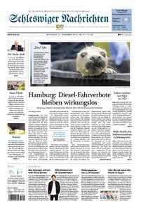 Schleswiger Nachrichten - 21. November 2018