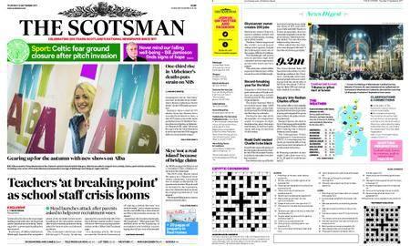 The Scotsman – September 14, 2017