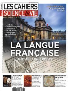 Les Cahiers de Science & Vie - avril 2018