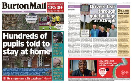 Burton Mail – September 16, 2020