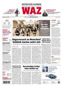 WAZ Westdeutsche Allgemeine Zeitung Oberhausen-Sterkrade - 30. Januar 2018