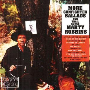 Marty Robbins - More Gunfighter Ballads And Trail Songs (1960) {2011 Hallmark Music & Entertainment}