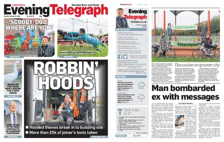 Evening Telegraph Late Edition – October 19, 2020