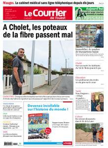 Le Courrier de l'Ouest Cholet – 02 octobre 2019