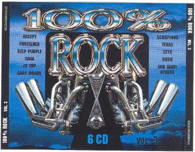 100% Rock Volume 3