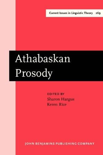 Athabaskan Prosody