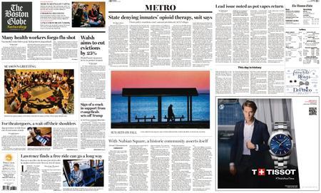 The Boston Globe – December 21, 2019