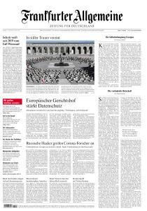 Frankfurter Allgemeine Zeitung - 17 Juli 2020