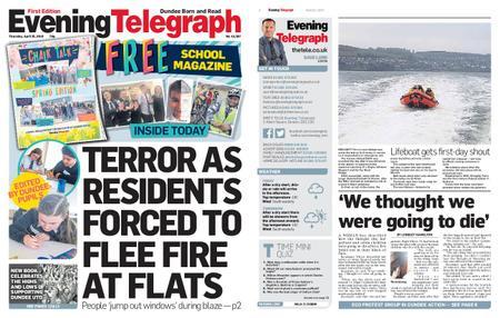 Evening Telegraph First Edition – April 25, 2019