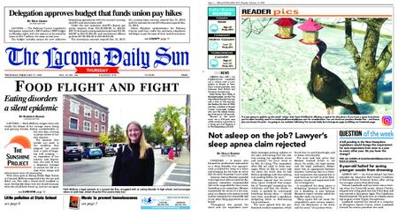 The Laconia Daily Sun – February 26, 2020