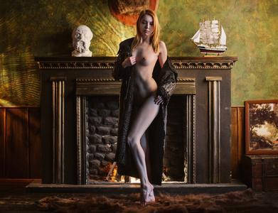 Anastasia Treplev by Maxim Chuprin