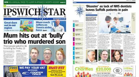 Ipswich Star – May 25, 2021