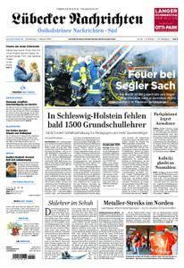 Lübecker Nachrichten Ostholstein Süd - 01. Februar 2018