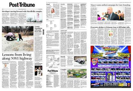 Post-Tribune – February 03, 2020