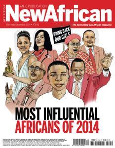 New African - December 2014