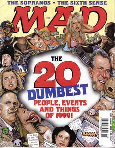 MAD Magazine 389 (2000