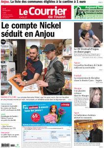 Le Courrier de l'Ouest Cholet – 16 mai 2019