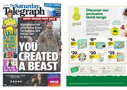 The Daily Telegraph (Sydney) – December 05, 2020