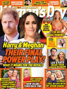 Woman's Day New Zealand - October 14, 2021