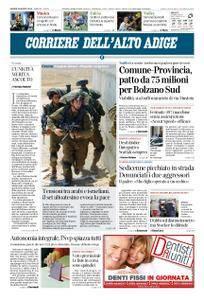 Corriere dell'Alto Adige – August 30, 2018