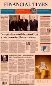 Financial Times UK – 03 December 2019