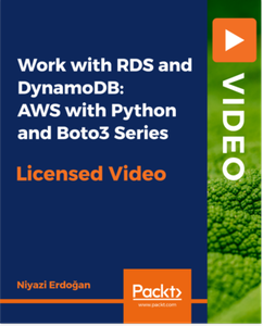 Work with RDS and DynamoDB: AWS with Python and Boto3 Series