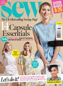 Sew - Issue 148 - April 2021