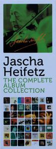 Jascha Heifetz - The Complete Album Collection (104CD Limited Edition Box Set, 2011) Part 4
