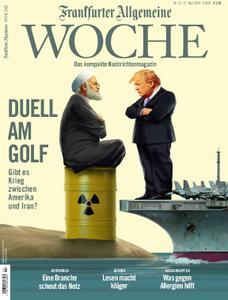 Frankfurter Allgemeine Woche - 17. Mai 2019