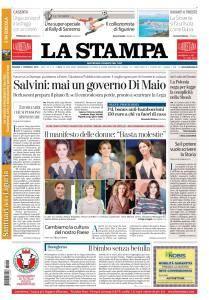 La Stampa Imperia e Sanremo - 2 Febbraio 2018