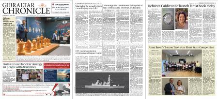 Gibraltar Chronicle – 27 May 2021