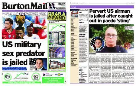 Burton Mail – June 12, 2018