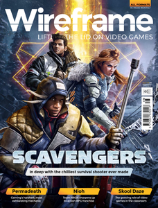 Wireframe - Issue 48 2021