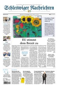 Schleswiger Nachrichten - 26. November 2018