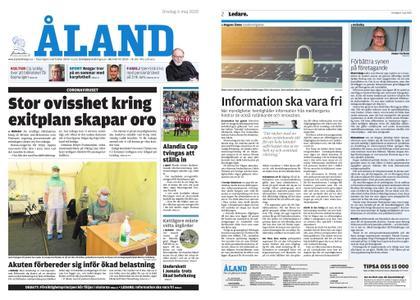 Ålandstidningen – 06 maj 2020